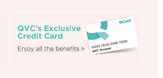 QVC'S Exclusive Credit Card  Enjoy all the benefits